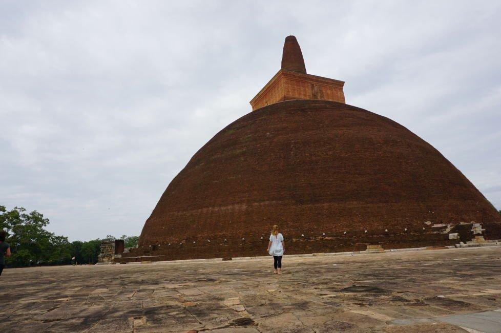 anaradhapura stupa