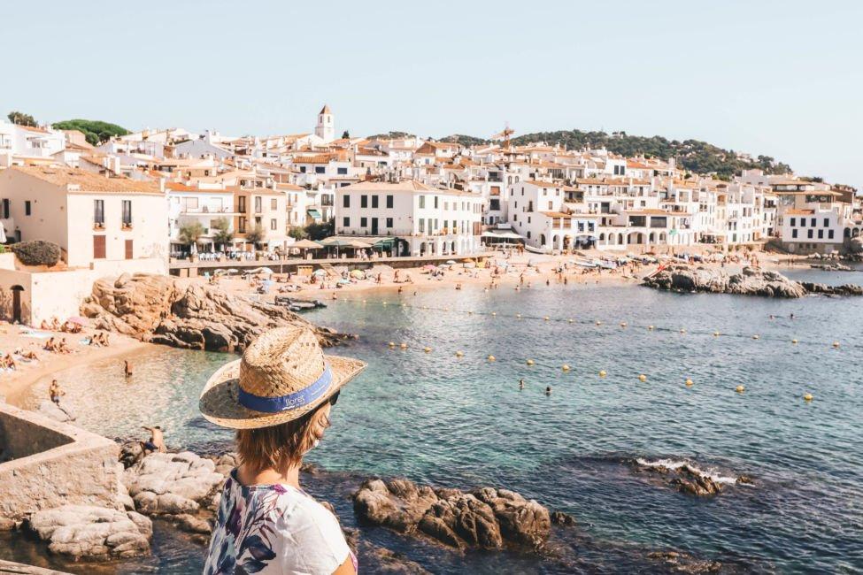 spanish coastal path
