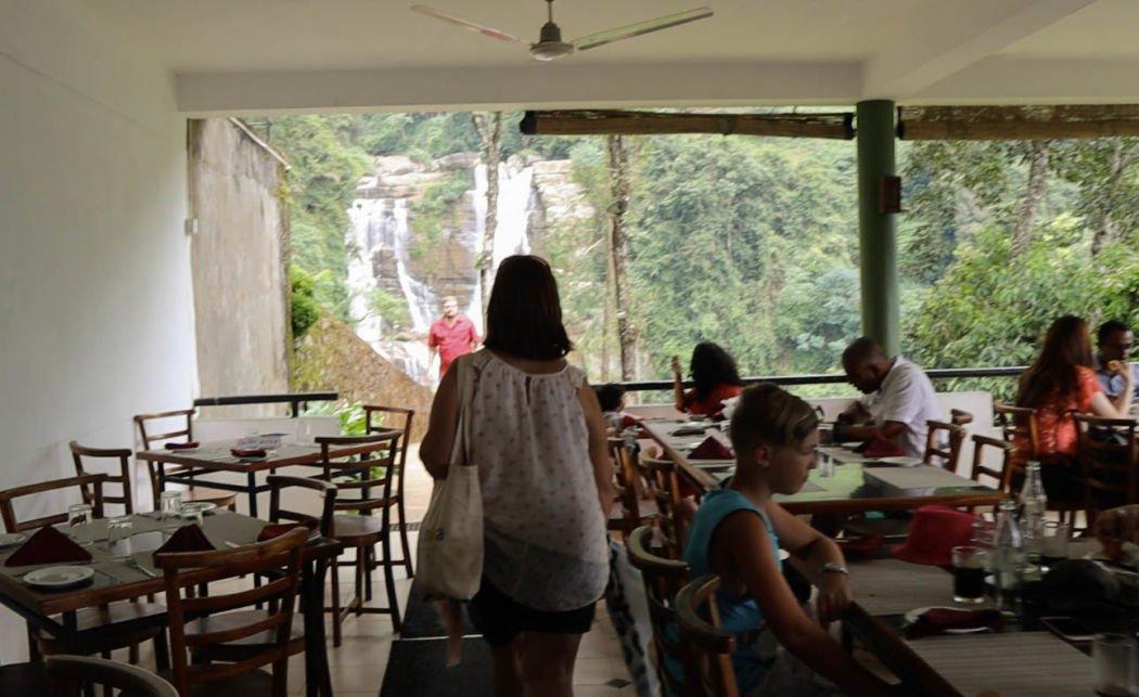 ramboda falls restaurant