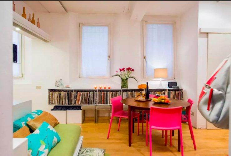 airbnb bologna