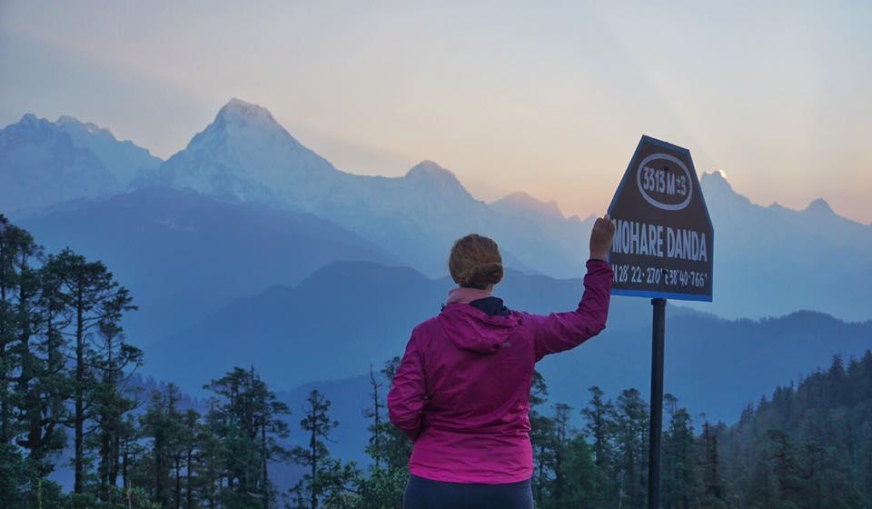 beginner treks in nepal