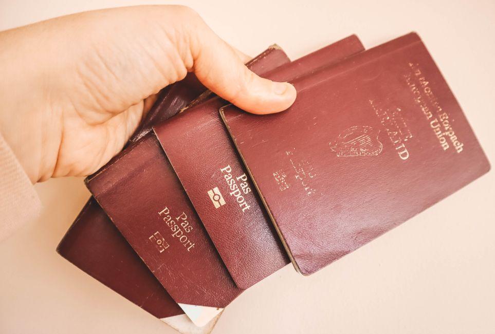 traveller checklist passport