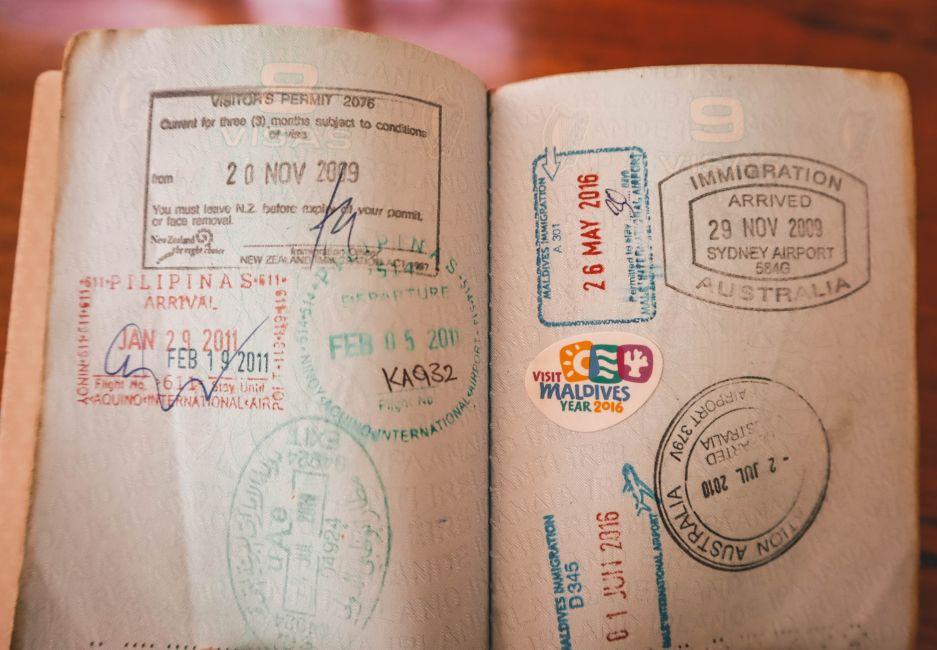 visa information passport
