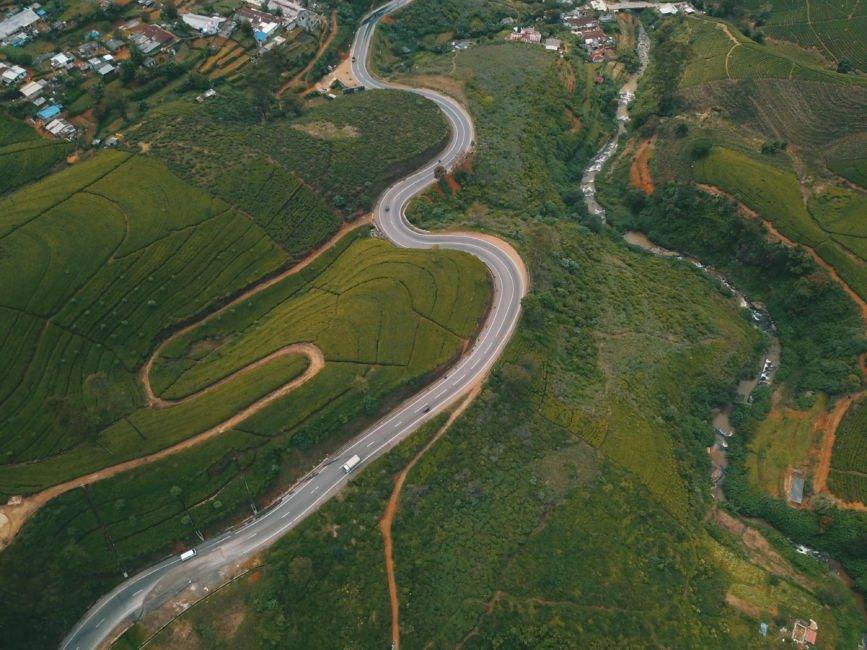 roads in sri lanka