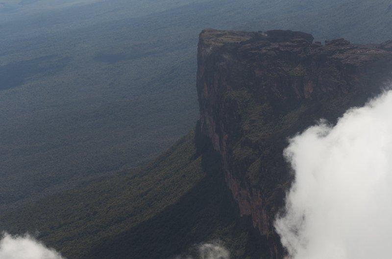 Kaieteur Falls Plane Ride