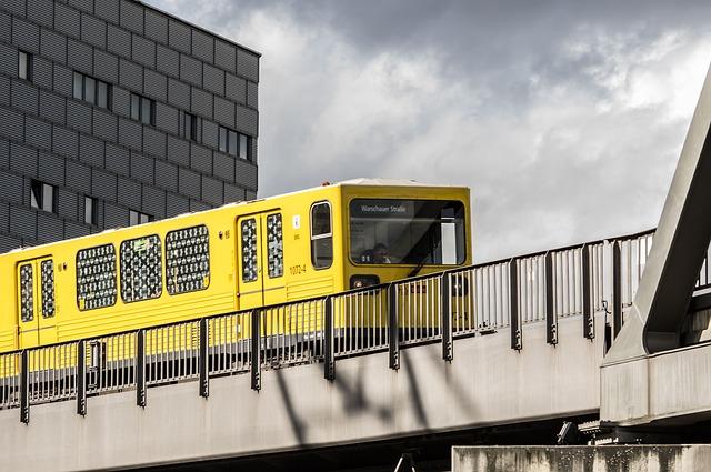 getting around Berlin metro