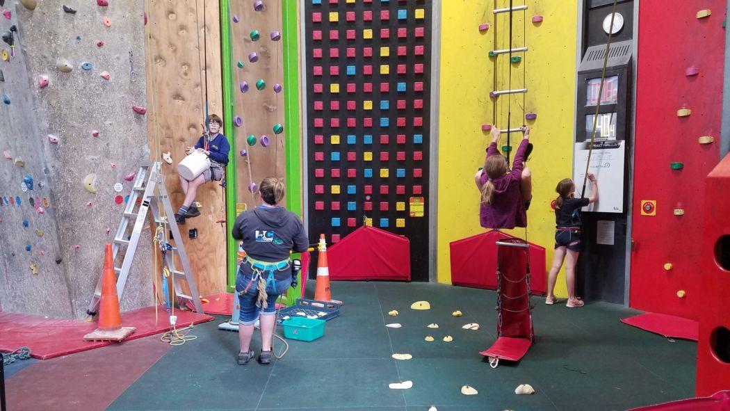 indoor climbing lake wanaka