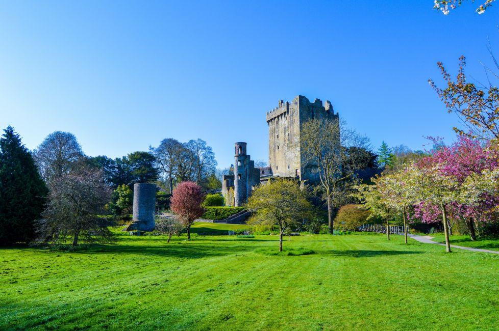 blarney castle cork city