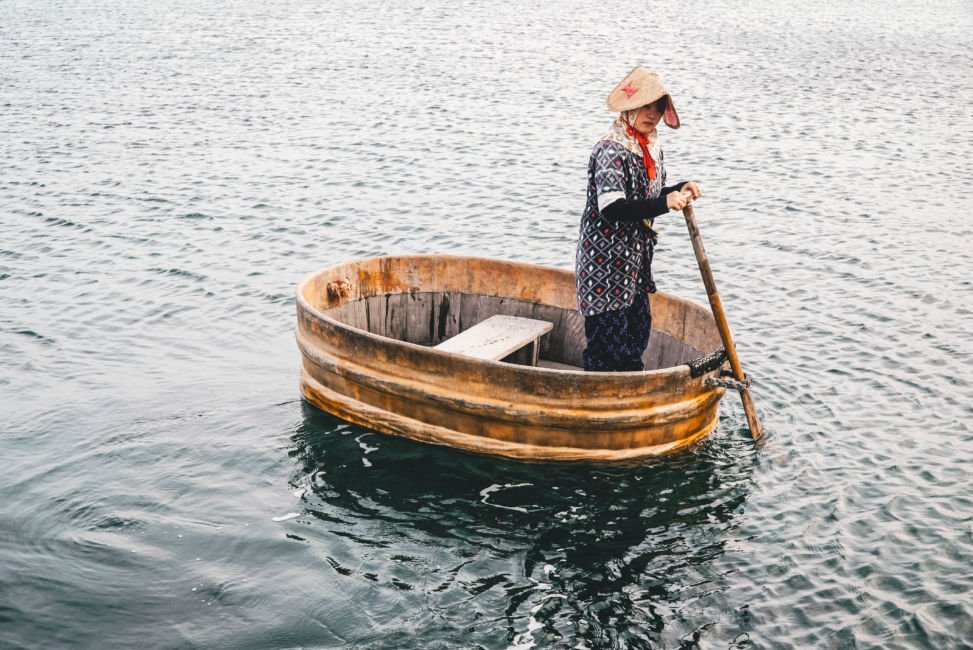 tub boat experience