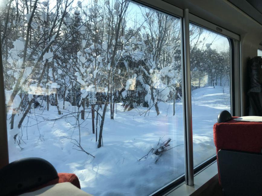 train to wakkanai