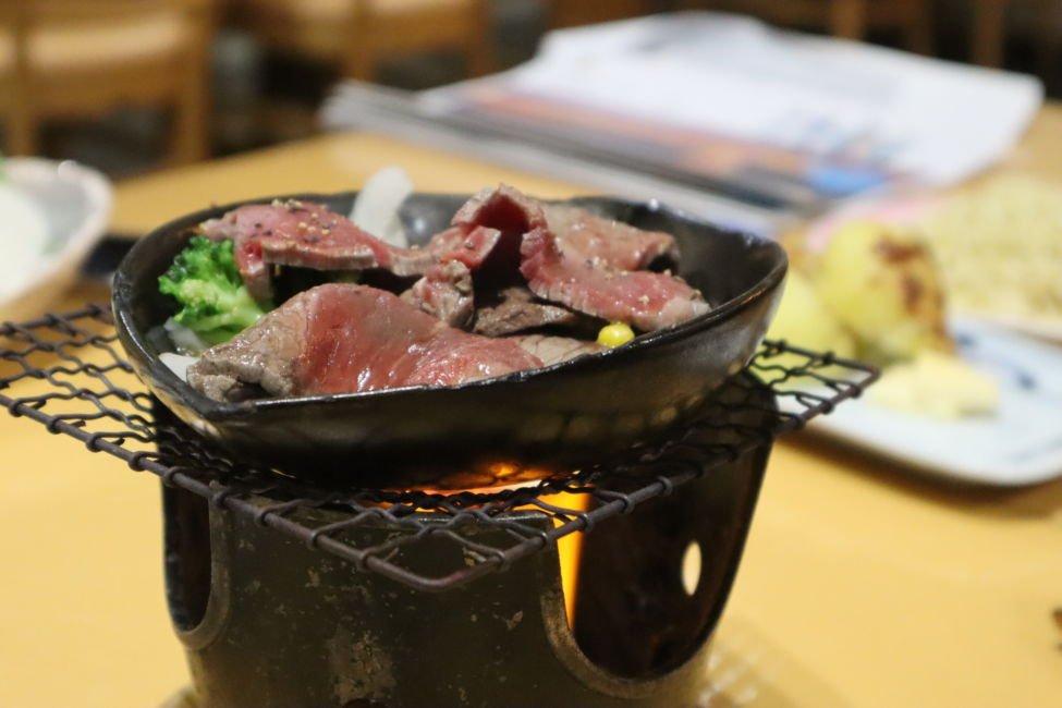 wakkanai food