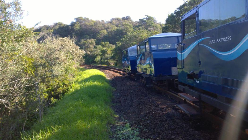 train mossel bay
