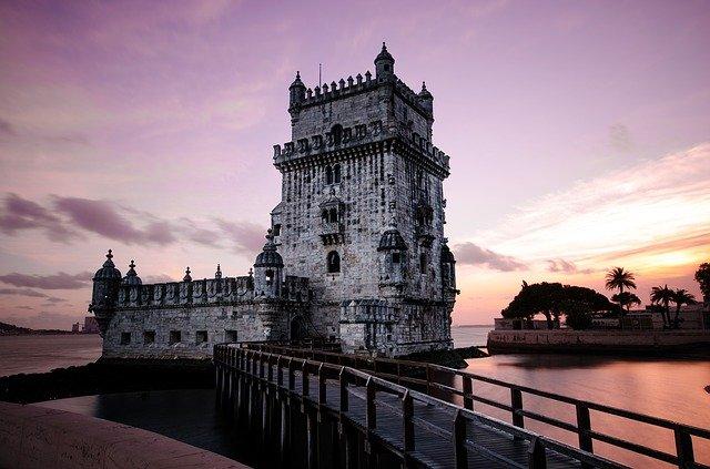 st Georges castle Lisbon