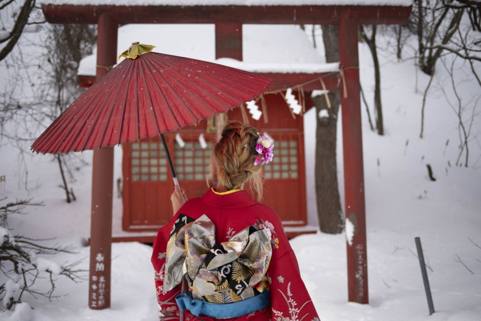 wakkanai kimono experience