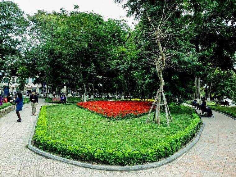 garden hanoi airbnb