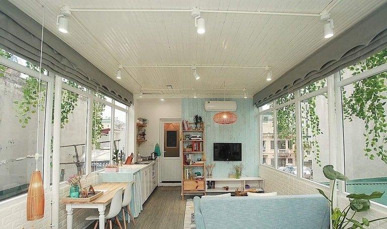 cozy airbnb hanoi