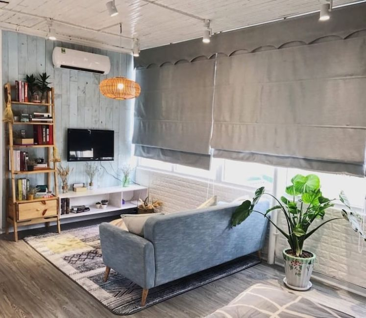 lounge airbnb hanoi