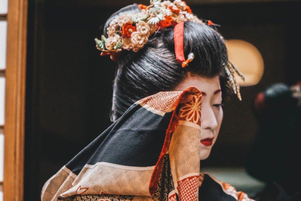 geisha dinner in Niigata