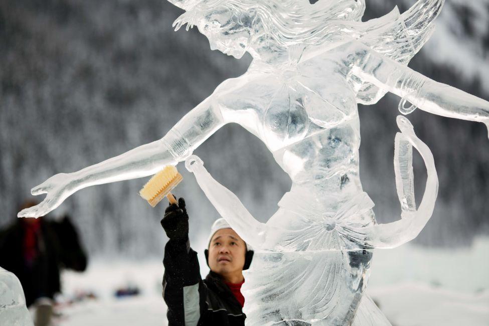 ice festival Canada