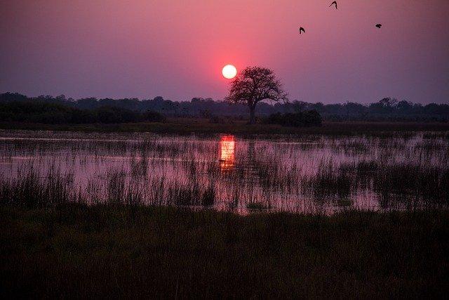 sunrise in choke national park
