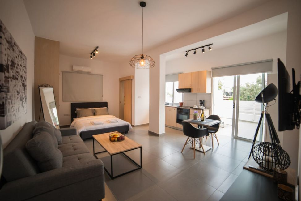 airbnb where to stay paphos
