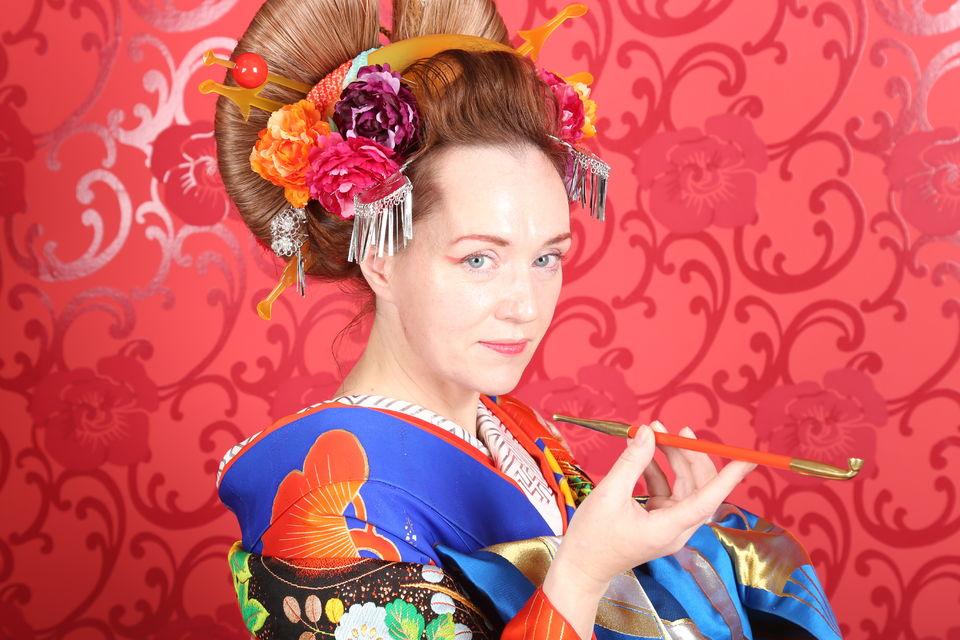 costume photo shoot nara