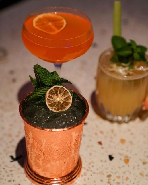 cocktails in canggu