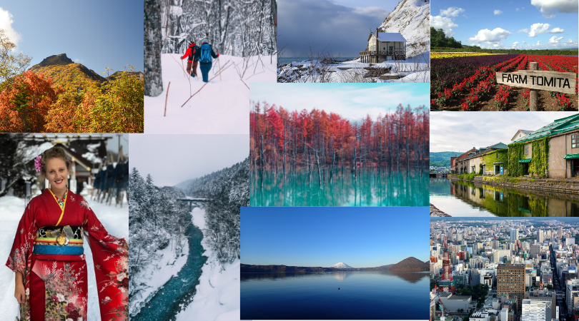top places to visit in hokkaido