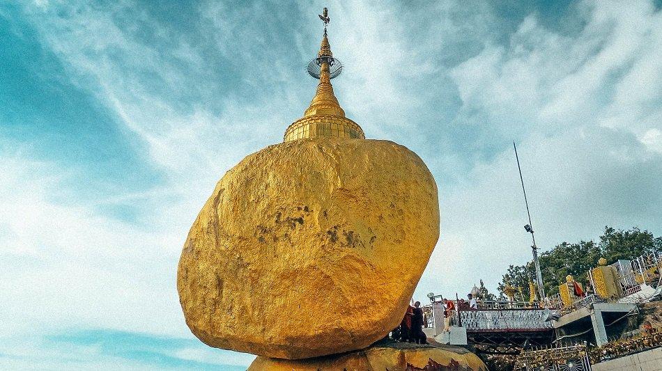 Myanmar 7 days itinerary