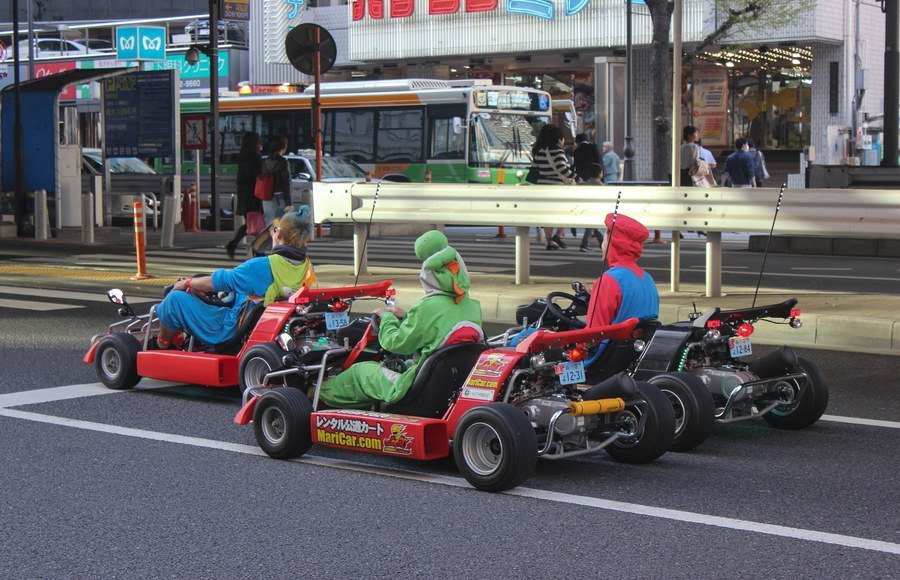 quirky things to do in tokyo