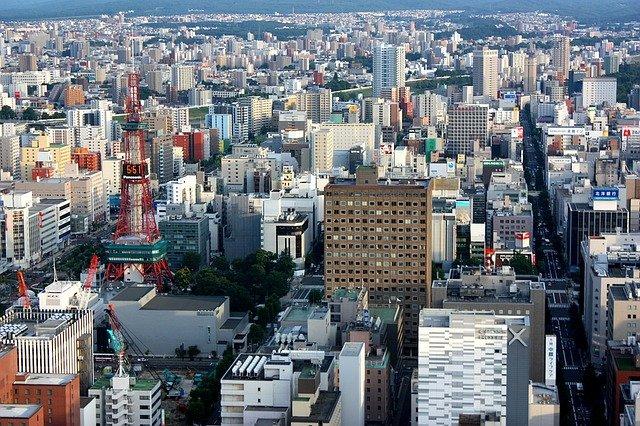 Sapporo city hokkaido