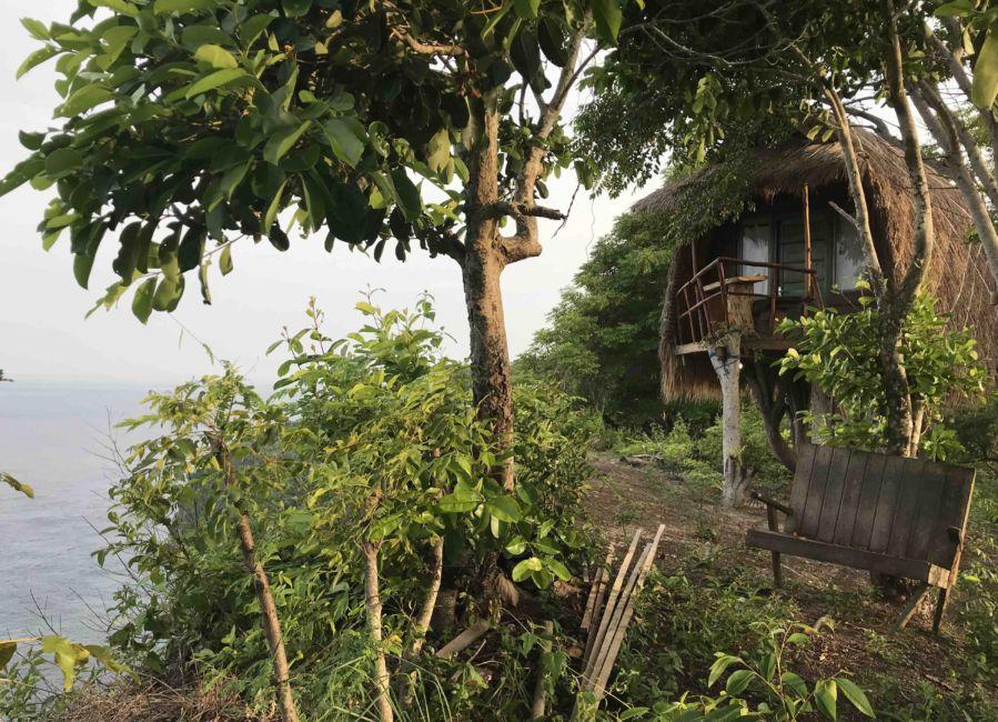 treehouse on penida island
