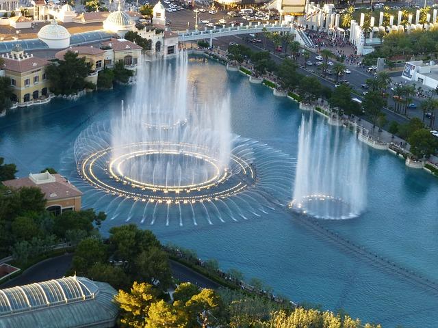budget trip to Las Vegas