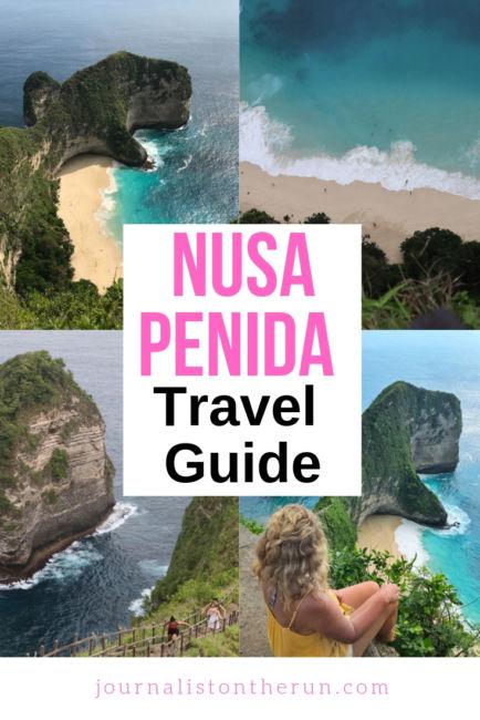 Places to visit Nusa Penida