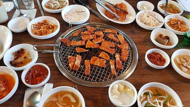 Korean food vegas