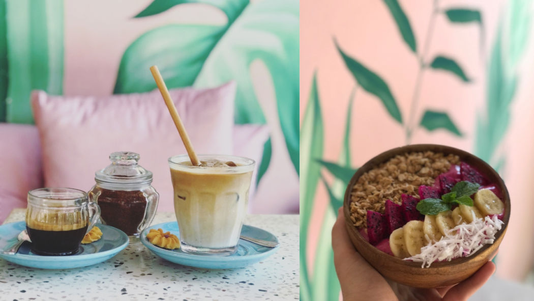 secret penida cafe