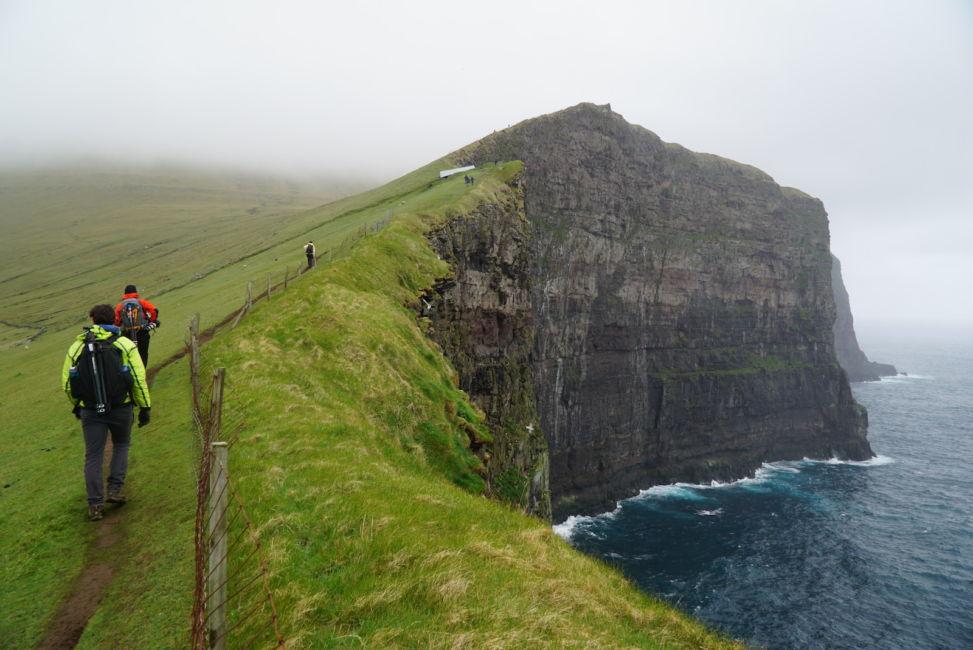 Faroe Islands hiking