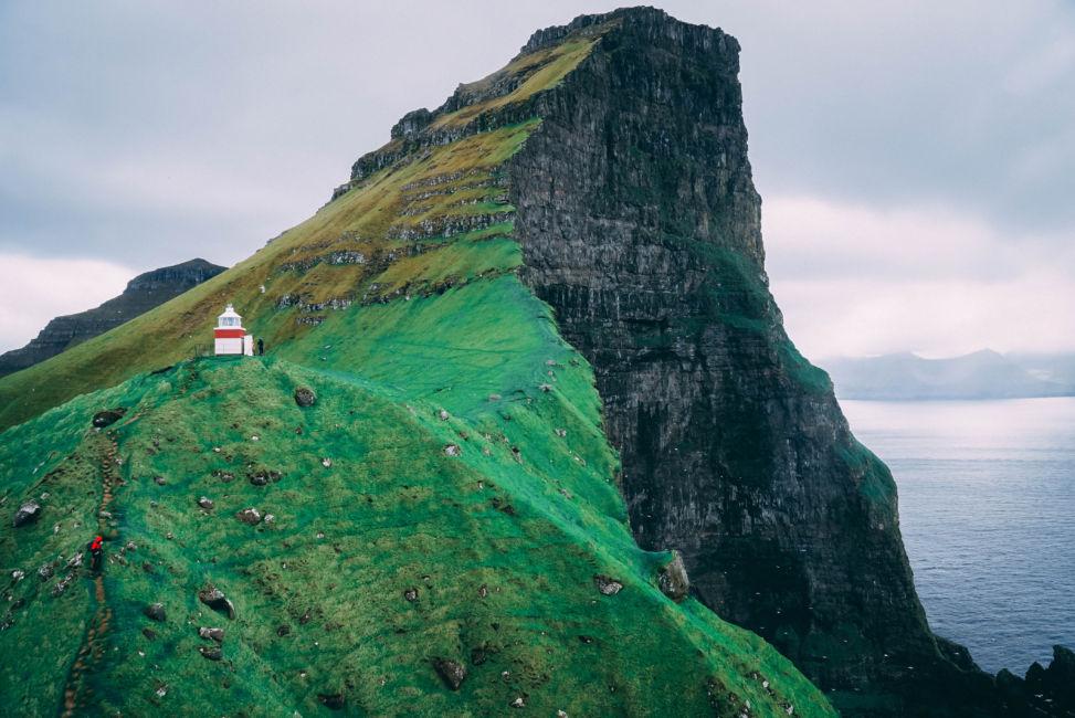 Kalsoy Island Lighthouse Trek - A True Faroe Islands Adventure