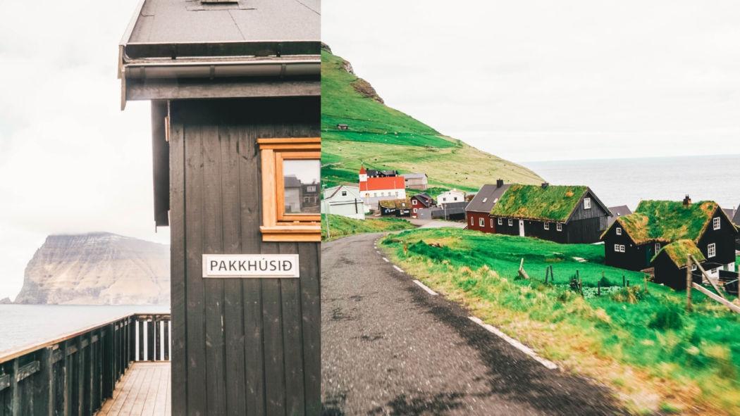 villages Faroe Islands