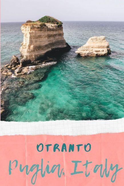 Otranto Puglia Travel Guide