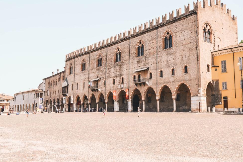 palazzo ducale mantua ITALY
