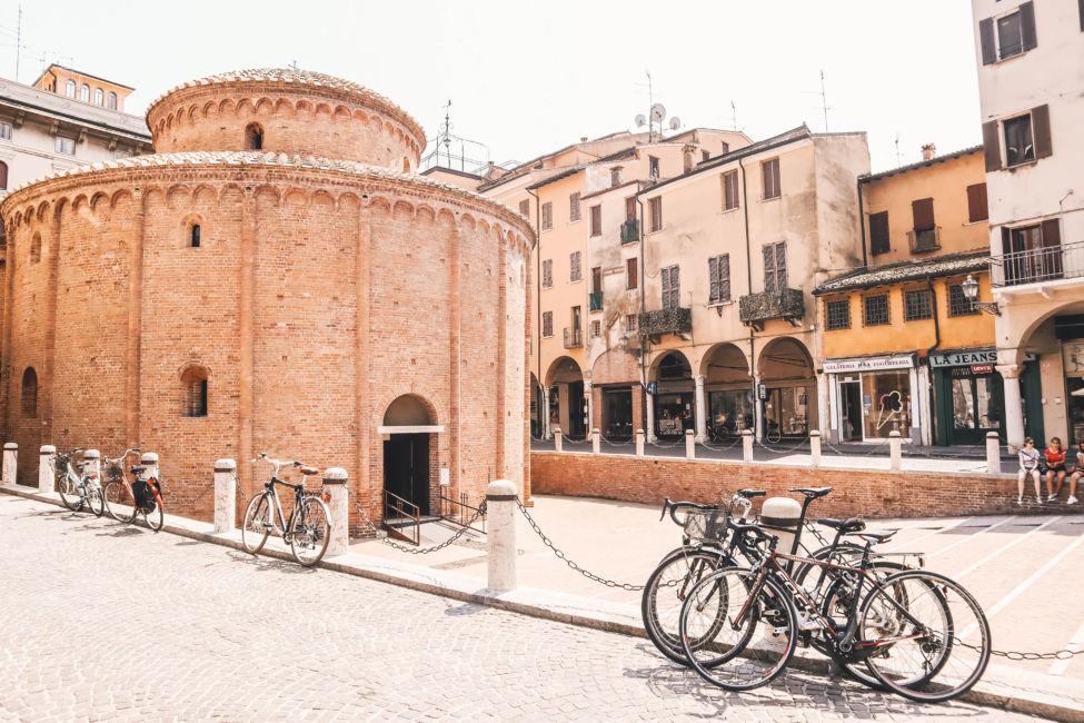 rotunda di San Lorenzo Mantova