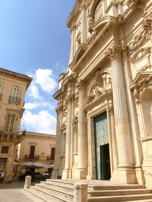 lecce catherdal