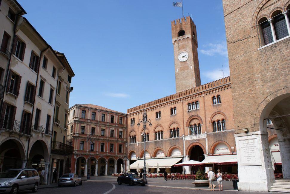 treviso main square