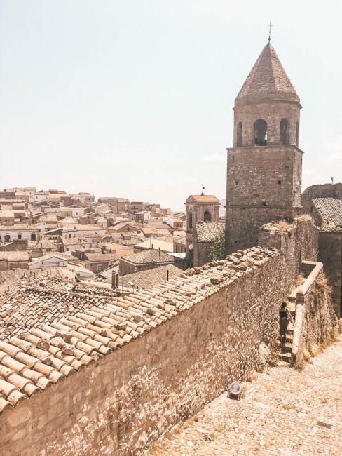castle in sant agata