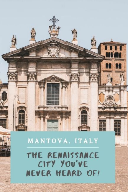 Visiting Mantua Italy #DoubleYourJourney