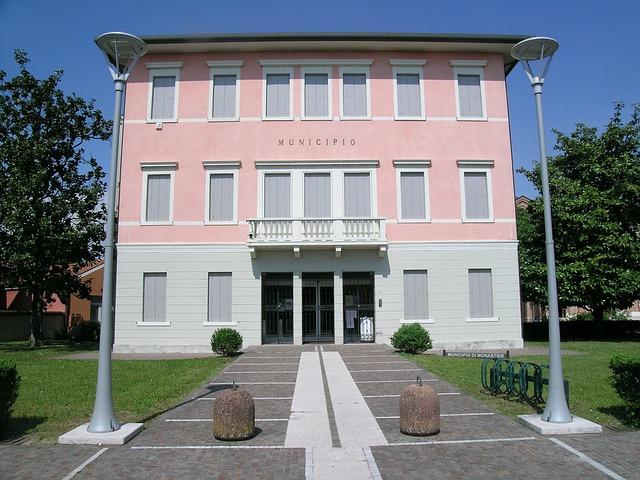 town hall treviso italy