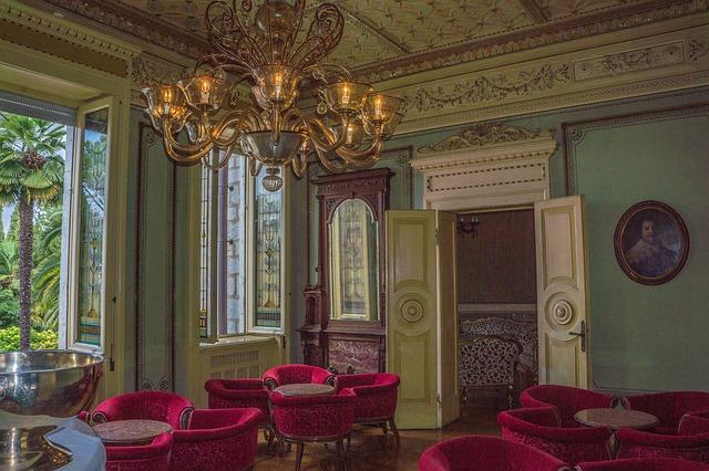 villa cortine palace