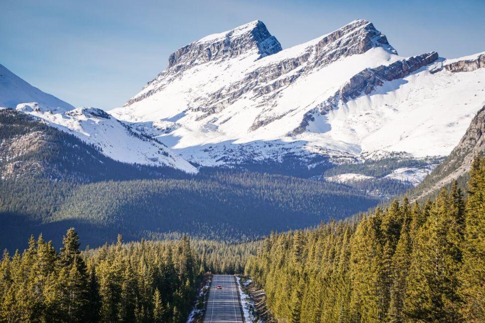 road trip banff