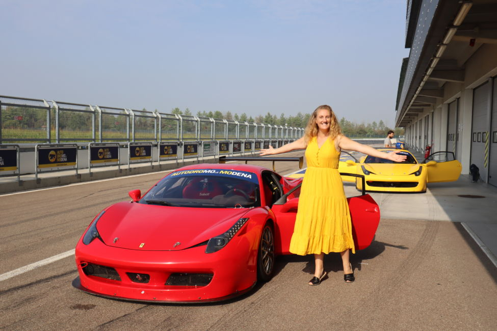 Heart Stopping Ferrari Driving Experience In Modena Italy